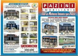 Feriado Finados -Visite Casas- Tatuquara/Campo de Santana -Imobiliaria Pazini