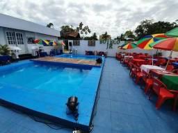 Aluguel espaço para festa com piscina