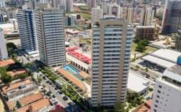 Apartamento com 4 dormitórios à venda, 138 m² - cocó - fortaleza/ce