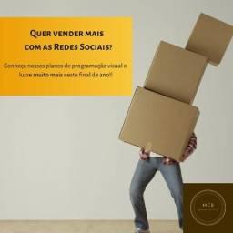 Faço Posts e Stories - Redes Sociais!