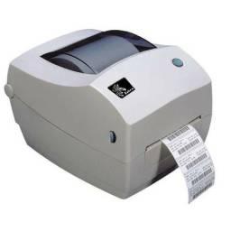 Impressora zebra faturada no cartao direto da fabrica