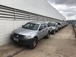 L200 Triton GL 4x4 diesel (Leia o anúncio) - 2018