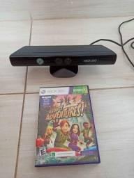 Kinect do Xbox 360 mais 1 jogo original