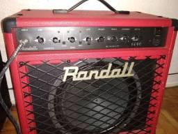 Randall RD 40 combo valvulado! Leia!, usado comprar usado  São Paulo