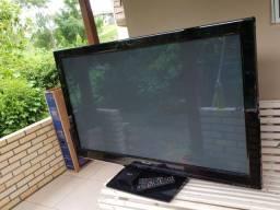 Tv Panasonic 50 polegadas + MX9 Smart