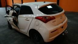 Sucata Hyundai HB20 1.0 Turbo 2017 Para Retirada De Peças