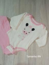 Kit bebê - Tamanho RN