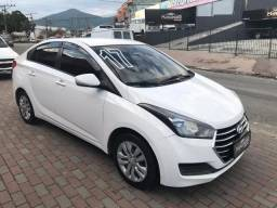 Hyundai HB20S Comfort Plus 1.0 2017 com GNV - 2017