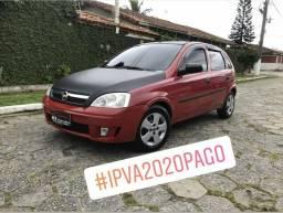 Corsa Joy 2009 flex *FINANCIA IPVA PAGO - 2009