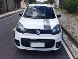 Fiat Uno Dual Sporting - Serie Especial Blue Edition - 2016
