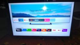 Vendo TV 55 polegadas marca Samsung smart 4k