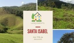 07 terrenos a venda em santa Isabel próximo a cachoeira do ouro