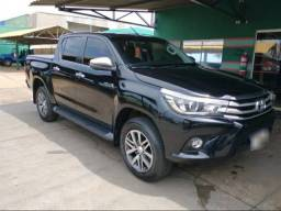 Toyota Hilux 2.8 Srx 4x4 Cd 16v Diesel Aut 2018