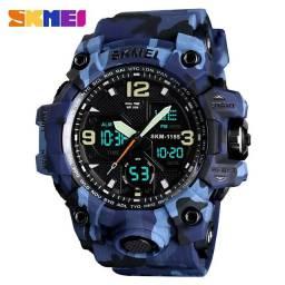 Relógios SKMEI Azul Camuflado