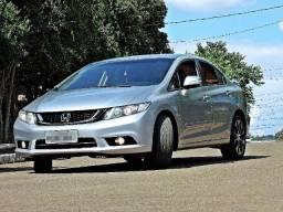 Honda Civic LXR 2.0 i-VTEC (Aut) (Flex) 2015 155 cv