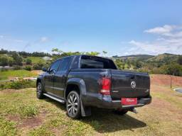 Volkswagen Amarok Highline 2.0 4x4 AT CD -Diesel -Único dono-Extreme Intercooler