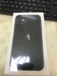 IPhone 11 64GB - Preto - Novo Lacrado com NF