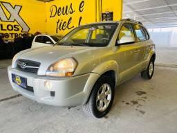 Hyundai Tucson Prata 2012 Extra AT