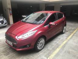 Ford New Fiesta Titanium Powershift 1.6 16V Flex Aut. 2015