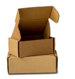 Caixa de papelao