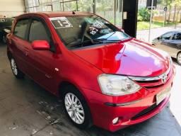 Toyota Etios XLS 1.5 (Flex) 2013