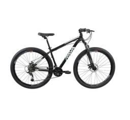 Bicicleta 29 Rava Pressure 24v Xtime Freio Mecânico Preto (Nova com NF)