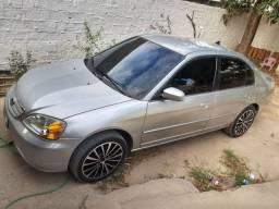 Honda Civic automático 2003