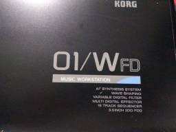 Teclado Korg 01/Wfd