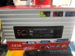 Rádio carro bluetooth (venda)/ olhar descrição