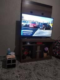 Tv LG 49 polegadas não e smart + Chromecast