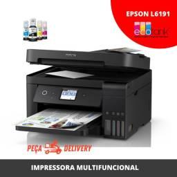Impressora Multifuncional Epson Ecotank L6191 Wireless Duplex (Mostruário)
