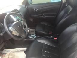Nissan Versa 1.6 automático 2017