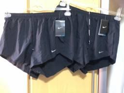 Kit c/ 2 Shorts Nike Running Novos