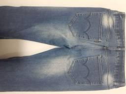 Calças jeans tam 42