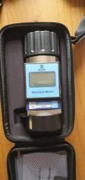 Medidor de umidade de grãos  importado s/ uso  ( novo ) MAIS DE 20 GRAOS  CAFÉ, MILHO ETC