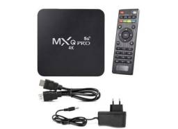 TV Box Mxq Pro 4K/5G/4GB/64GB Configurada