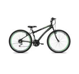 Bicicleta 26 Athor Pto/Verde Adventure Rebaixada 18v (Nova com NF)