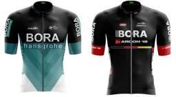 Camiseta De Ciclismo Pro Tour Bora Mtb E Speed