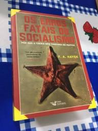 Livro - Os erros fatais do Socialismo
