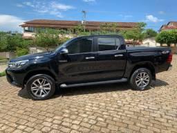 Hilux SRX 2.8 turbo diesel , 2017/2017