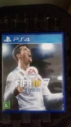 FIFA 18 PS4 - Vendo ou troco
