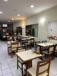 Restaurante kilo mov R$60 mil lucro R$10 Mil casa linda um luxo