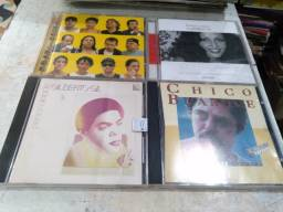 Lote CDs MPB raros
