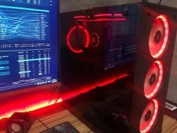 Cooler vermelho