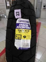 Pneu Michelin Anakee Adventure 150/70 R17 V-strom 650/ 1000