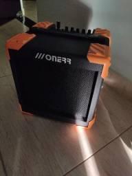 Amplificador Onerr Voz E Violão Block 20w