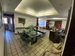 Apartamento em Miramar, João Pessoa/PB de 187m² 3 quartos à venda por R$ 550.000,00