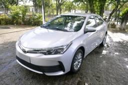 Título do anúncio: Corolla 1.8 Gli CVT 2018 - (Único Dono!) Completo!