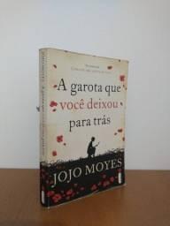 Livro  A garota que você deixou pra trás  - Jojo Moyes (usado)