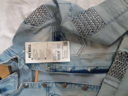 Jaqueta Jeans pit bull original